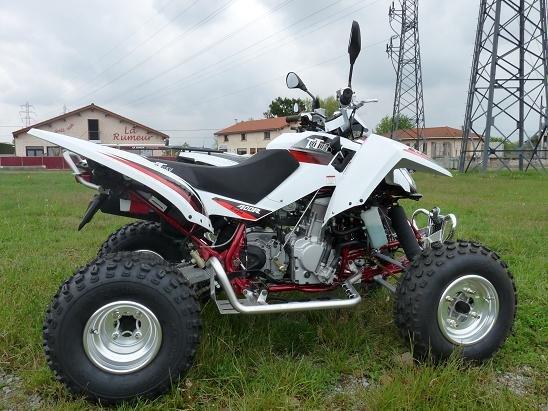 TRITON 400 R